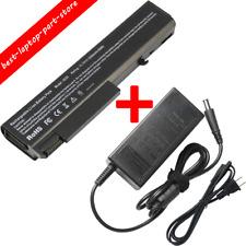 Battery For HP EliteBook 6930p 8440p 8440w HSTNN-CB69 482962-001 power supply