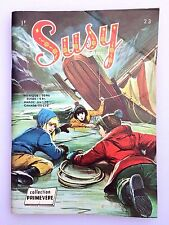 SUSY N° 23  ( BD PETIT FORMAT MENSUEL EDITION AREDIT ANNEE 1972 )