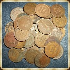 1902 Indian Head Penny From Lot Pictured, One Bid = One Coin, AG to CULL