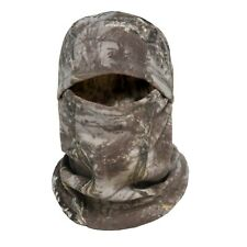 Men's Realtree Max-1 XT, Fleece Face Mask, One Size Fits Most, Drop Chin Design