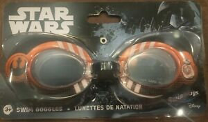 Disney STAR WARS Swimways Kids Swim Goggles Pool Summer Fun NEW
