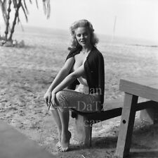 1950s Negative-busty blonde pinup girl Billy Jo Collison-cheesecake t286785