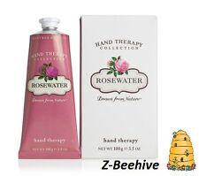 Crabtree & Evelyn Rosewater Ultra Moisturizing Hand Cream 3.5 oz. BNIB