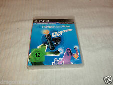 PlayStation Move Starter Disc (Sony PlayStation 3)