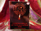 THE ULTIMATE BOOK OF CURSES Carl Nagel Finbarr Occult Grimoire Magic Magick