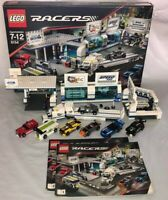 LEGO Racers BRICK STREET CUSTOMS (8154) 100% COMPLETE w/ Instructions, Box, etc