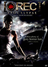 REC 4: Apocalypse DVD (2014) - Manuela Velasco, Jaume Balaguero