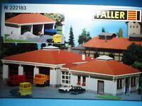 Faller N 222183 Bausatz Bauhof neu in Originalverpackung,M 1:160,