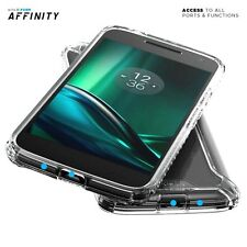 "Poetic Affinity ""Premium Thin"" Case For Motorola Moto G Play / G4 Play Clear"
