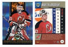Martin Brodeur Hockey Trading Cards For Sale Ebay