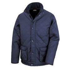 Ladies Result Urban Cheltenham Quilted Jacket - Autumn Wear Coat XL Navy Rs195-nav-xl