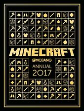 The Official Minecraft Annual 2017 (Annuals 2017) - by Mojang AB (Hardcover)