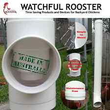 6.0 Litre Gravity Chicken Feeder with built in cover 70% More than other Brands!