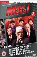 HOT METAL - THE COMPLETE SERIES - ***BRAND NEW DVD**
