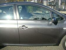 TOYOTA COROLLA RIGHT FRONT DOOR SHELL, ZRE152R, HATCH, 03/07-09/12