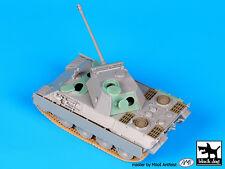 Blackdog Models 1/72 PANTHER TANK Panzer V Ausf.D Resin & PE Set