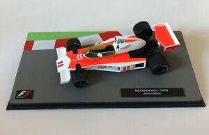 F1 Collection 1:43 McLaren M23 James Hunt 1976 No Spark Minichamps
