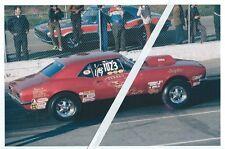 "1970s Drag Racing-""JERSEY TWISTER II""-1967 E/MP Camaro-Cecil County Dragway"