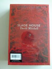 David Mitchell : Slade House - Signed UK HB Limited First Edition