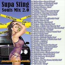 SUPA STING SOULS MIX CD VOL 2