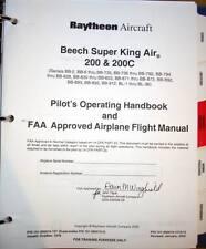 FlightSafety Raytheon Beechcraft Super King Air 200 & 200C Pilot's Handbook