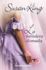 La heredera domada (Books4pocket Romantica) (Spanish Edition)-ExLibrary