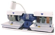 "NEW   Diamond Pacific TITAN  8"" Lapidary Grinder Polisher  ~  The RockPile"