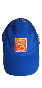 Finland Suomi World Cup Of Hockey Hat XL FIitted