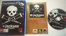 Jackass The Game (Sony PlayStation 2, 2007) PS2 Game Complete AUS PAL