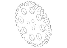 Genuine GM Camshaft Gear 12606358