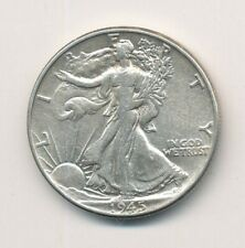 1945 Walking Liberty Silver Half Dollar Exact Coin Shown