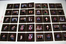 MARY KATE AND ASHLEY OLSEN VINTAGE LOT OF 35MM SLIDE TRANSPARENCY PHOTO #1