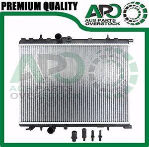 Premium Radiator CITROEN Berlingo 1.4L 1.6L 1.9D 2.0D 2003-On // C4 2.0L 2004-On
