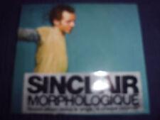 SINCLAIR Morphologique Franz. Rock/Pop/Soul/Funk CD 12 Tracks NEU+foliert!!!