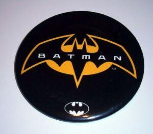 BATMAN Promo Logo Button COMIC CON 2012