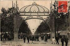 CPA FETE DE NEUILLY L'Entrée (412965)