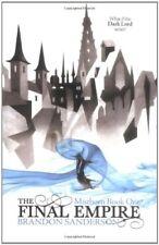 The Final Empire: Mistborn Book One By Brandon Sanderson