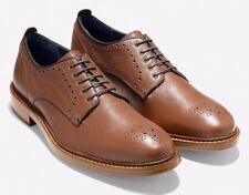 COLE HAAN Kennedy Grand Medallion Oxford SHOES size 9 $270 C25229