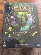 World Of Warcraft TCG Champion Deck Elderlimb