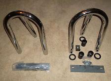 Roll Bar Chromed AC Shelby Cobra Replica Passenger Side Side 289 427 ACE Kit Car
