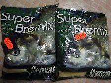 Sensas super bremix  300g,  x2 bags  Use on Maggots Bait - 531456