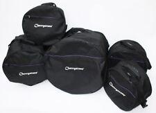 5 schlagzeugtaschen, GIGAS Bag Tambor Juego, 5 piezas von Cherrystone