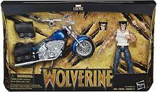 Coffret Collector Marvel Legends Series Wolverine Avec Moto