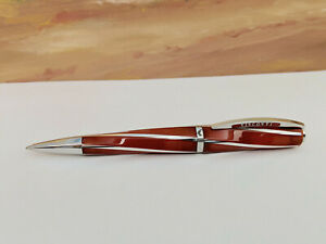VISCONTI Red Divina Limited Edition Ballpoint Pen, EXCELLENT!
