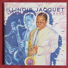 ILLINOIS JACQUET  CD  THE BLACK VELVET BAND