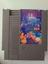 Tetris (Nintendo Entertainment System, 1989) - NES - Authentic - Cartridge!