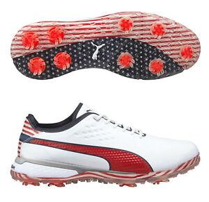 Puma Mens PROADAPT DELTA USA Golf Shoes 19471101 - New 2021