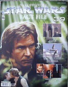 Star Wars - DeAgostini - Fact File - Ausgaben Nr. 39