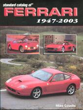 FERRARI 1947-2003 ITALIAN SPORTS CAR DESIGN HISTORY MONDIAL DINO BERLINETTA TEST