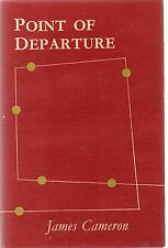 Point Of Departure by James Cameron (hardback)